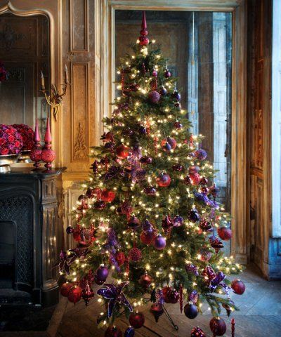 Sapin traditionnel de sia sapin de no l pinterest for Deco interieur noel
