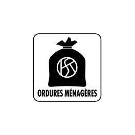 Ordures ménagères 10x10