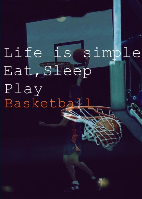 What role does basketball play in your life?