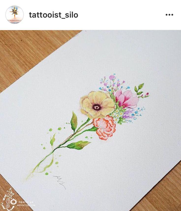 Tattooist_Silo on Instagram  Great tattoo idea.