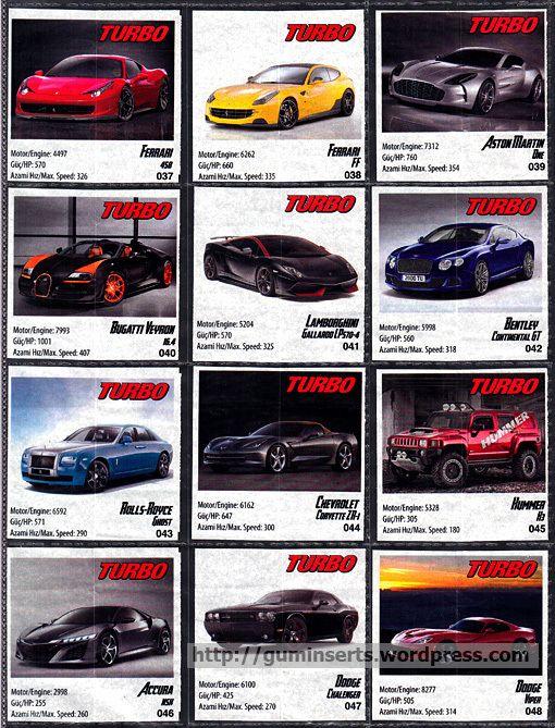 Turbo 2014 | Colectionarul de surprize