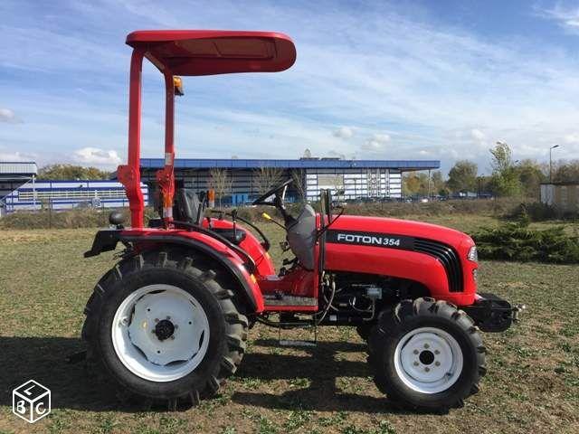 Tracteur FOTON FT354 - 35 CV