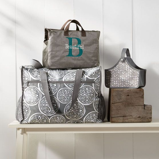Thirty-One Fall 2017 Add-On Kit | Check out a few NEW products coming your way August 1st! | #bravebags #thirtyone #31styles #31fashion #31uses #fallfashion #fallneutrals
