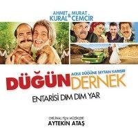 Düğün Dernek - Entarisi Dım Dım Yar (CD) - Film Müziği