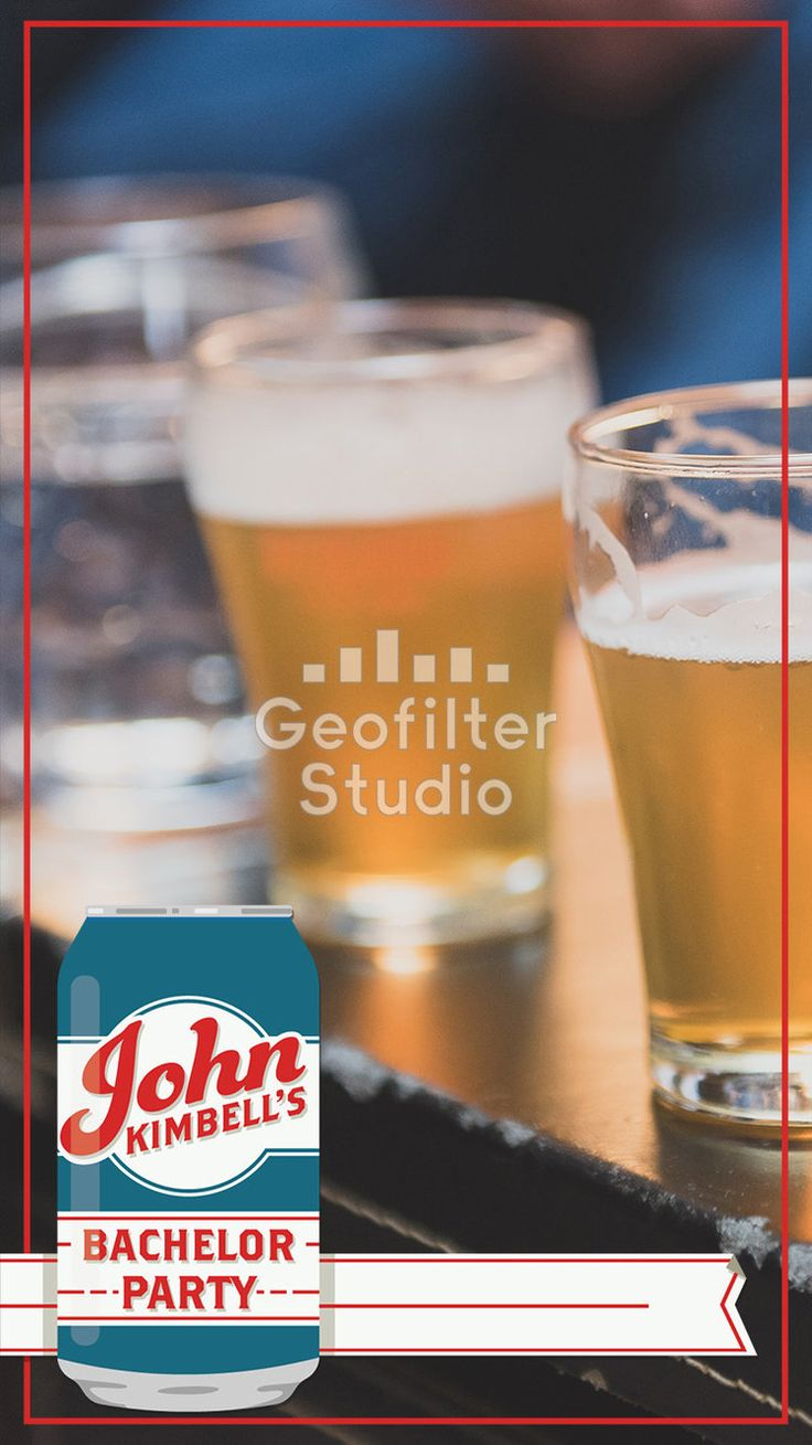 100% custom designed Snapchat Geofilters for your bachelor party! We work with clients directly to create beautiful designs based on your needs! #groom #bachelor #bachelorparty #wedding #geofilter #snapchat #snapchatfilter