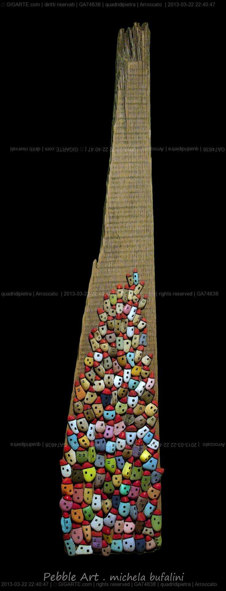 arroccato ~ by Michela Bufalini
