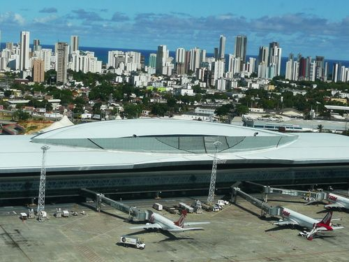 Aeroporto Internacional dos Guararapes Gilberto Freyre 4 Aeroporto Internacional dos Guararapes Gilberto Freyre   Recife