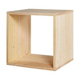 17 meilleures id es propos de dressing modulable sur pinterest amenagemen - Cube de rangement castorama ...