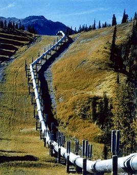 Alaska - yep I've even been to see the Alaska Pipeline