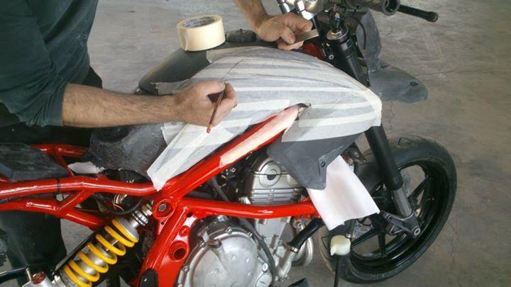 #motorcycle #restoring #customizing #suzuki