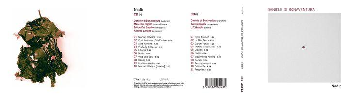 Tuk music - CD Cover - Daniele di Bonaventura - Nadir