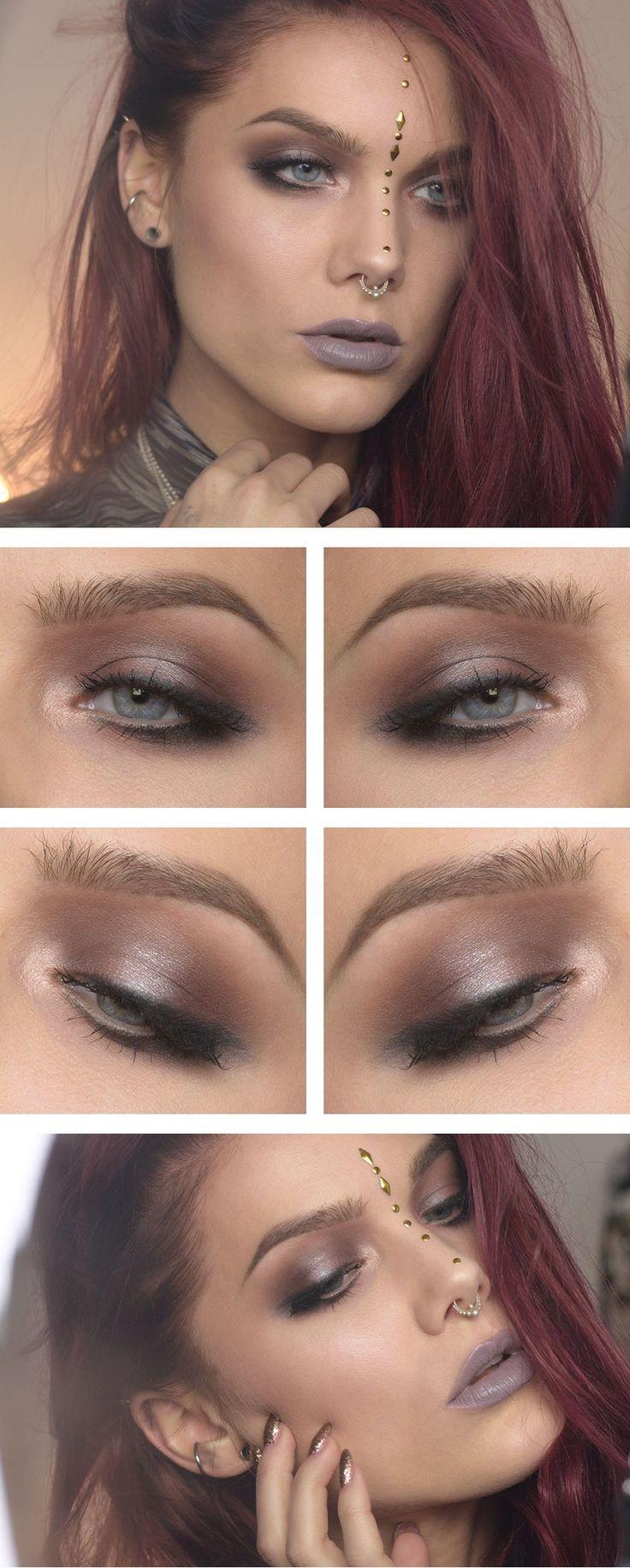 Jag har använt/I've used Too faced shadow insurance Too faced Chocolate bar eyeshadow palette MAC Eyeshadow...