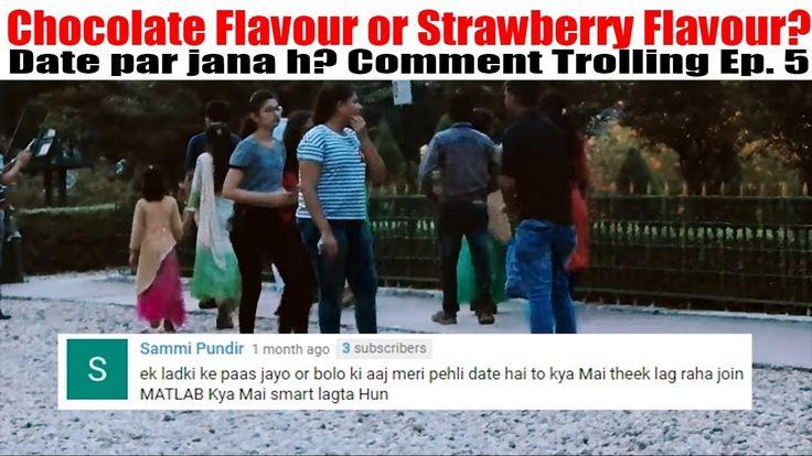 Chocolate Flavour or Strawberry Flavour? Date par jana h? Comment Trolli...