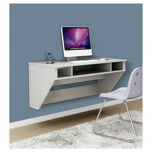 Marvelous Floating Desk Modern To Inspire You White Floating Desk Floating Desk Floating Wall Desk