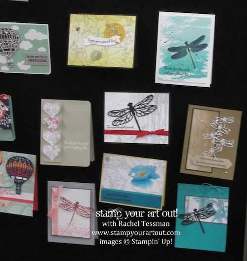 OnStage November 2016!… #stampyourartout - Stampin' Up!® - Stamp Your Art Out! www.stampyourartout.com