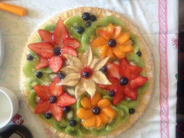 Crostata frutta