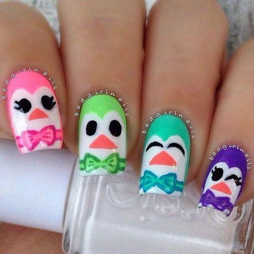 Cute Nail Art For Kids