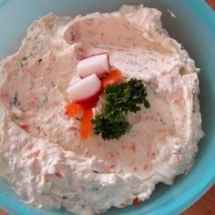 Rezept Frühlingsdip von Concettin - Rezept der Kategorie Saucen/Dips/Brotaufstriche