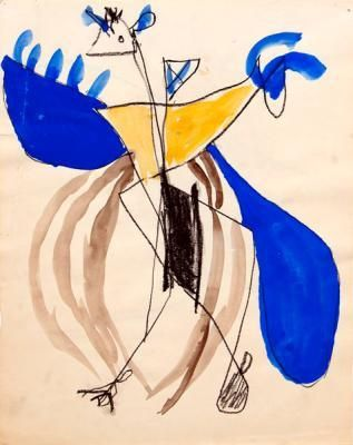 Roger Hilton 1911-1975