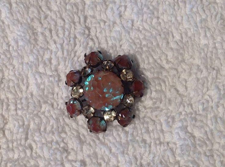 Vintage Saphiret Pendant