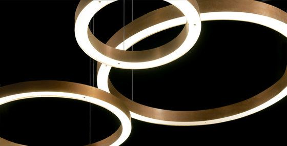 General lighting | Suspended lights | Light Ring Horizontal. Check it out on Architonic