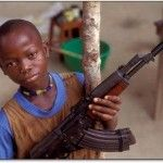FATE OF GUNS IN AFRICA The fate of guns... or rather.....the fate that is dealt out by the use of guns, for whatsoever reason...and by whosoever wields them...is alas...terminal, futile and bloody that serves only disaster and death, says friend Changez Ndzai.  Copyright © Changez Ndzai
