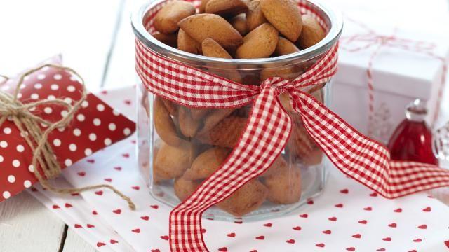 Oppskrift på Julens beste peppernøtter