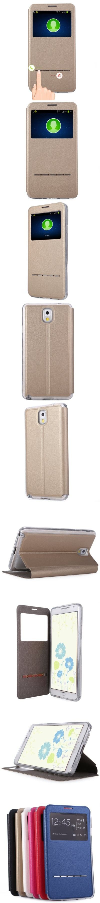 Samsung Accessories | Matte Leather Protective Skin for Samsung Note 3 $3.99