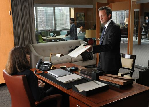 "Here are six juicy tidbits from the latest ""Good Wife"" episode, titled ""Pants on Fire,"" which airs Sunday, April 15 on CBS."