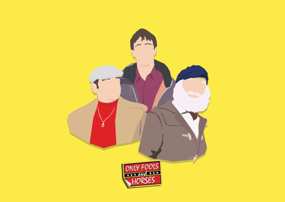 Only Fools and Horses, Comedy, BBC