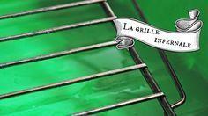 Pas à pas : nettoyer une grille de four ou de barbecue #howto #recure #grille…