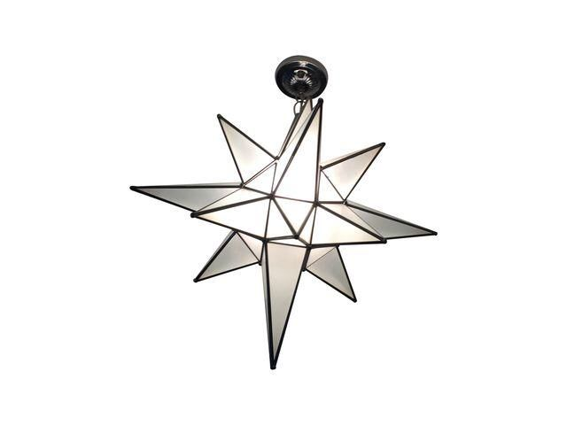 moravian star light fixture - Star Pendant Light