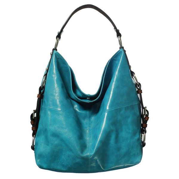 .: Style, Purse, Blue Bags, Leather Handbags, Tano Handbags, Tano Bags, Bold Colors, Hobo Bags, Hands Bags