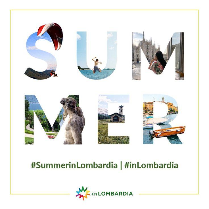 RT @ExploraTourism: Dopo il successo di #SpringinLombardia @inLOMBARDIA lancia la nuova call social #SummerinLombardia! #inLombardia  https://t.co/8Oa1Wjr5iH