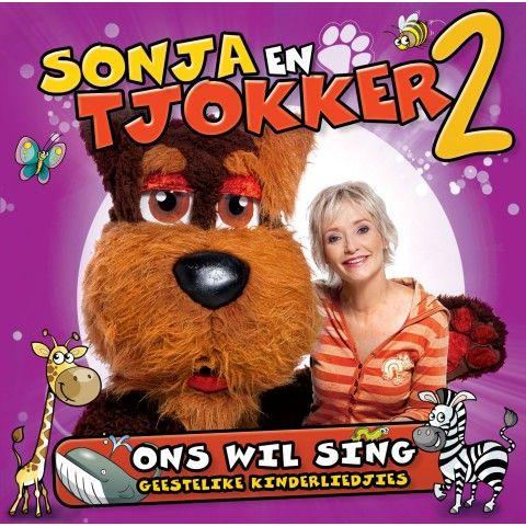 Ons Wil Sing - Geestelike Kinderliedjies (CD). Variety of Children's Gospel Sing a Long Songs.