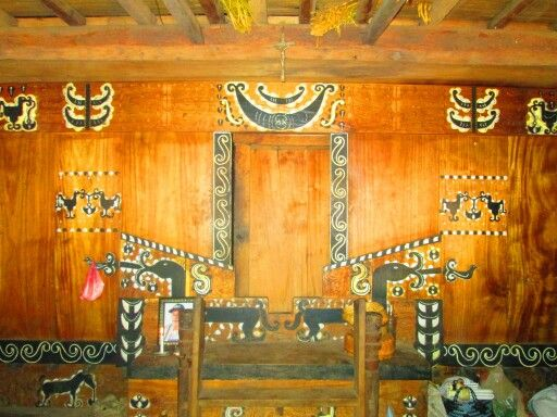 Traditional Bajawa house