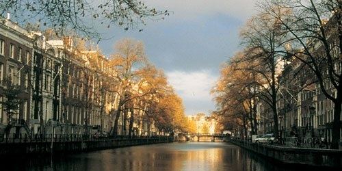 Amsterdam, The Netherlands (and not for either of the reasons you just thought of...this city has more to offer than weed and hookers)
