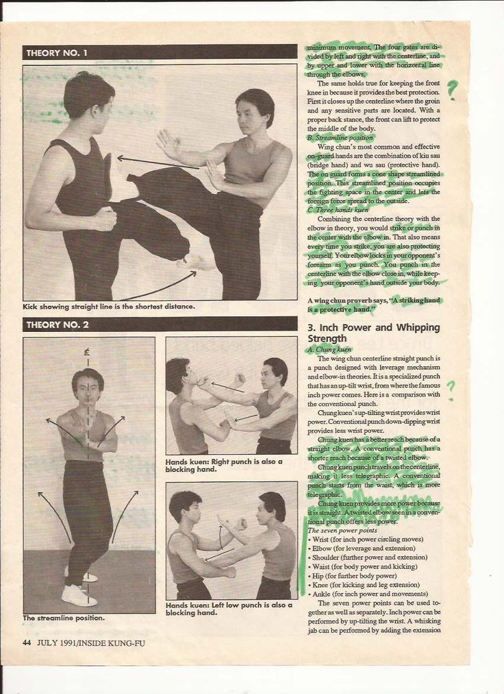 How to Learn Kung Fu at Home | Livestrong.com