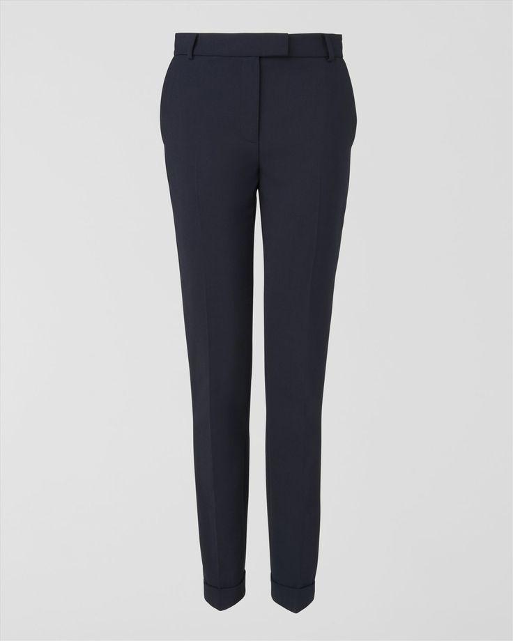 classic, useful blue trousers