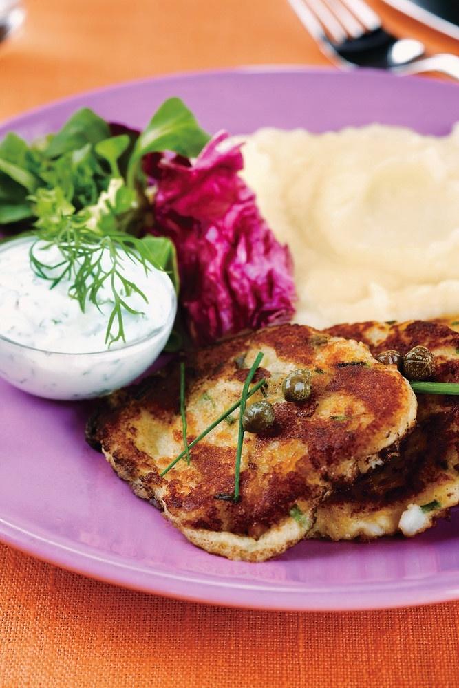 Hauki-perunapihvit | Kalaruoat | Pirkka #food #fish