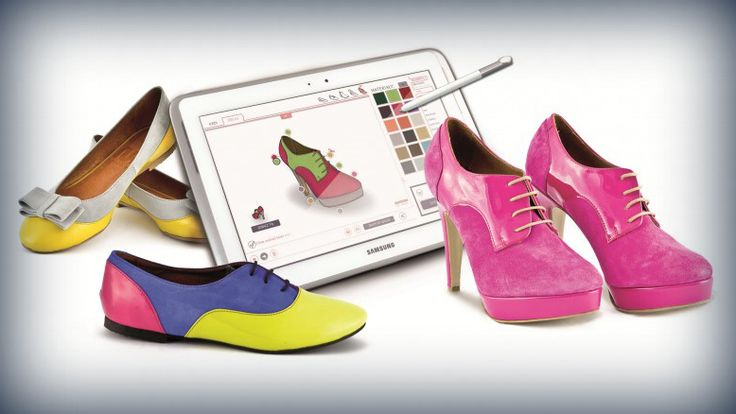 Zaprojektuj własne buty z Fun In Design - Weare.pl