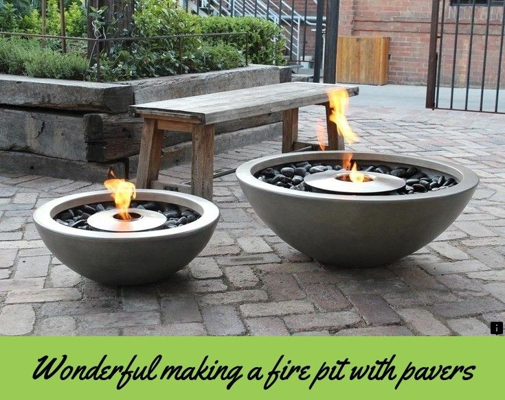 Pin On Different Types Of Fire Pit Materials