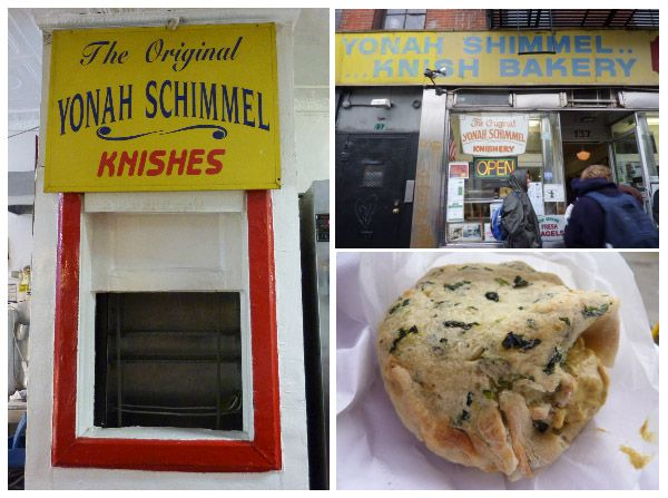 Yonah Schimmel's Knishes, NYC * Read about it at TIFFIN - bite sized food adventures -