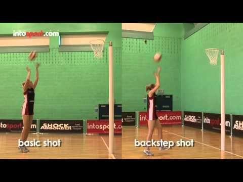 Netball Skills: Shooting Techniques