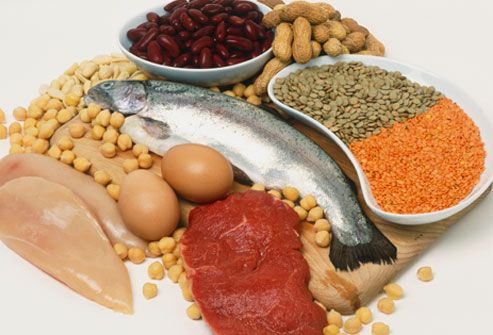 Pass the Protein  Eating healthy means learning to navigate the meat and fish counter at your favorite grocery. Here's how to optimize the fat and protein in your diet.