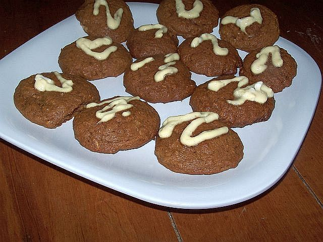 Most gingerbread cookies recipes call for chilling and rolling the dough. This soft gingerbread cookies recipe is a drop cookie recipe, which means it is much easier and faster!