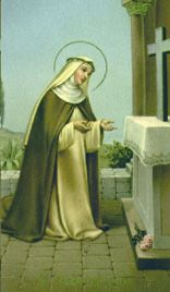 St. Rose of Lima  Feastday: August 23  Patron of Latin America and Phillipines  1586 - 1617    Virgin, born at Lima, Peru 20 April, 1586; died there the 24 of August, 1617.    St. Rose of Lima is the patroness of Latin America and the Philippines.