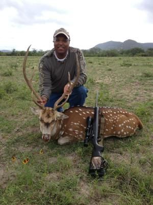 Hunting season is almost open - are you safe? #hunting #biggame #huntingtips #axisdeer Axis Deer shot and killed in Leakey, Texas by attorney Houston M. Smith  https://houstonmsmith.com/blog/hunting-season-almost-open-are-you-safe