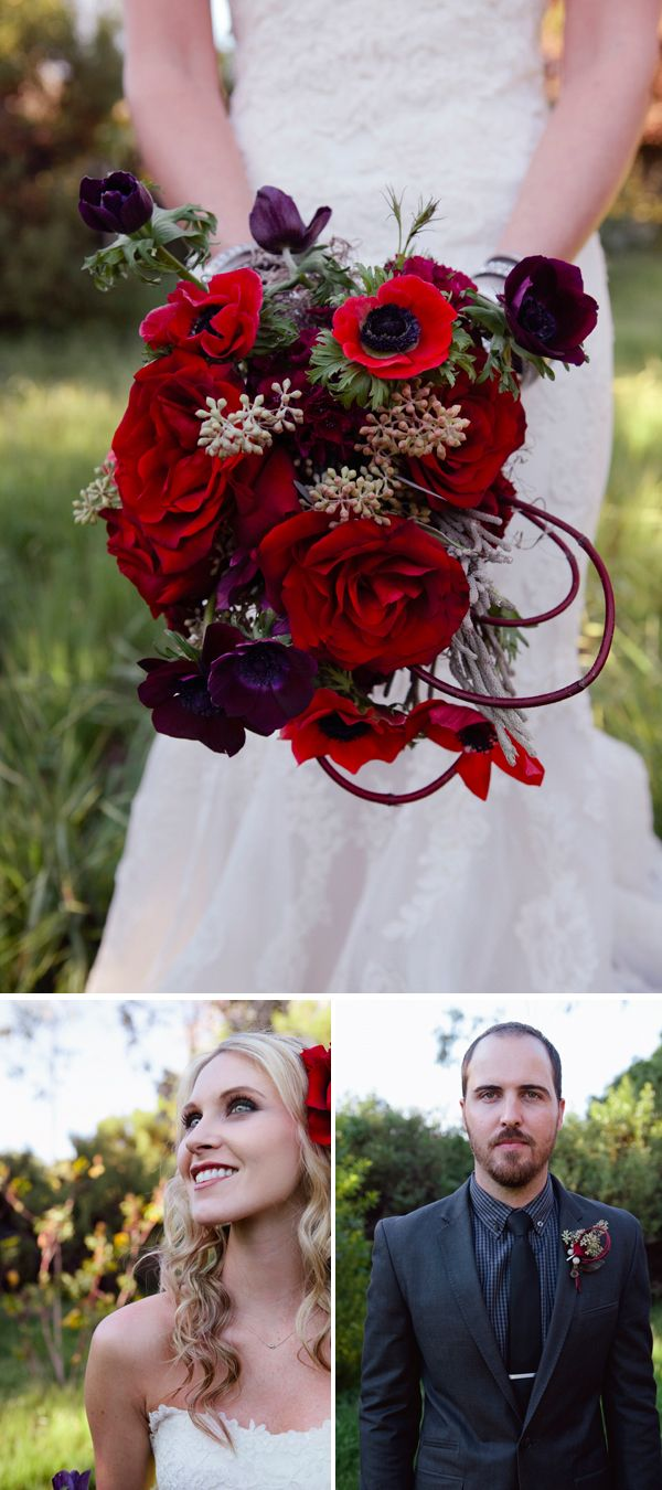 My Beloved Valentine Wedding Inspiration Shoot - Floral Design by Jacqueline Ahne