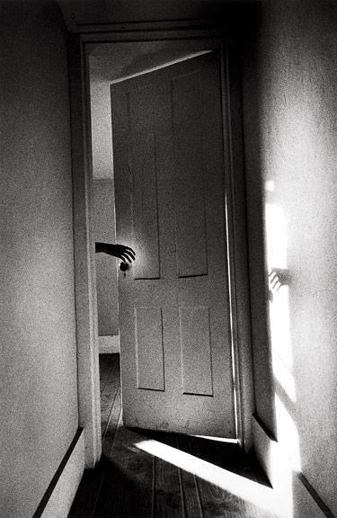 Ralph Gibson :: Hand on Door, from the Somnambulist series, 1968 / more [+] by this photographer